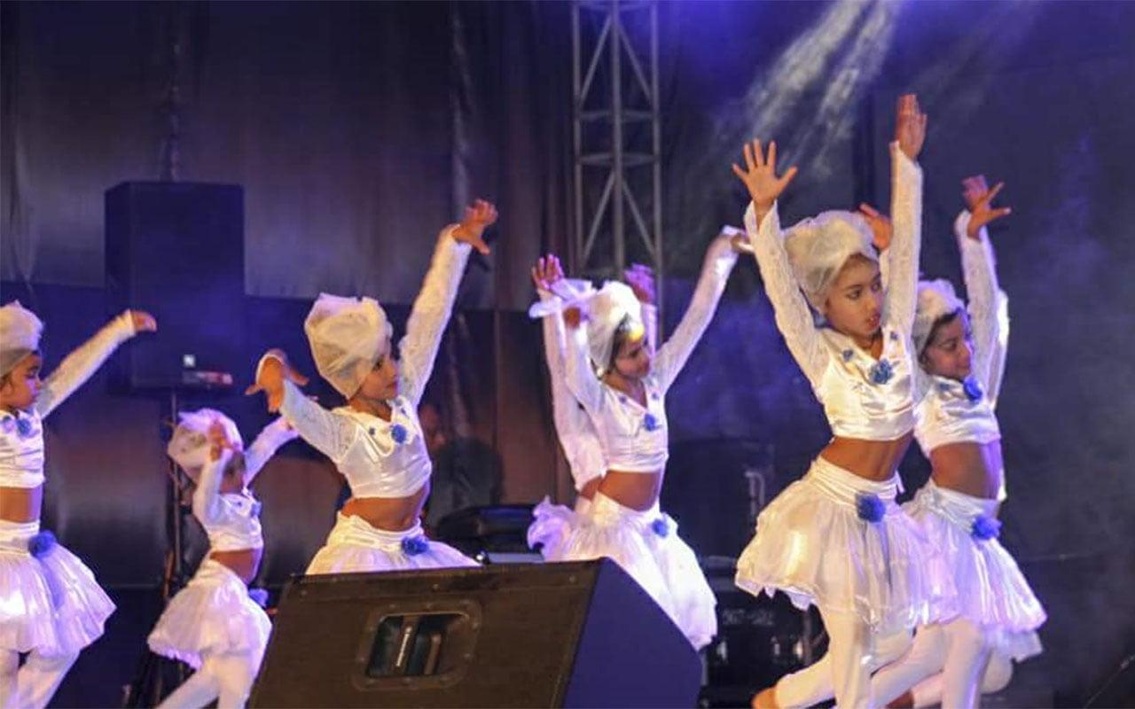 Costume Designs – Krishi Dancing
